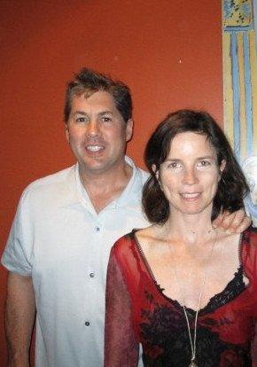 Image of Matt McNally and Laurel Timms McNally in