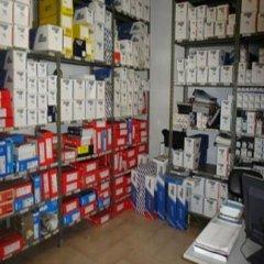 prodotti sugli scaffali