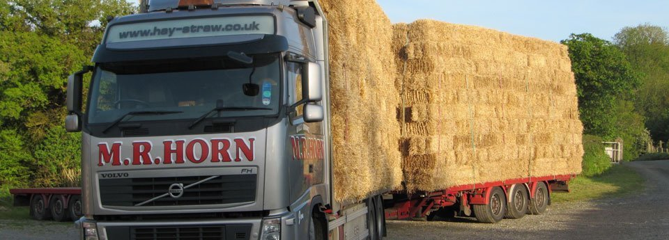 domestic hay supply