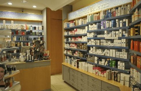 vendita prodotti per la cura del corpo