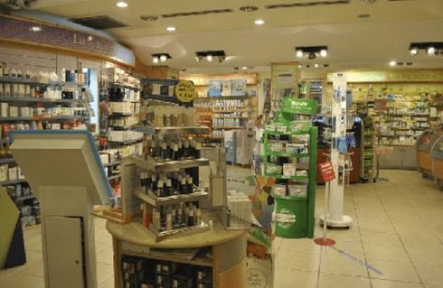 vendita prodotti farmaceutici