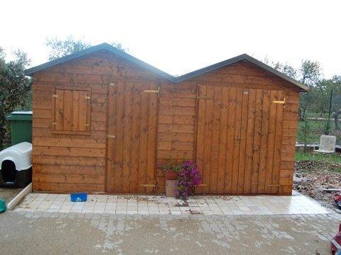 casette in legno bari