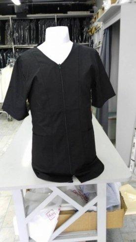 casacca femminile con cerniera vari colori