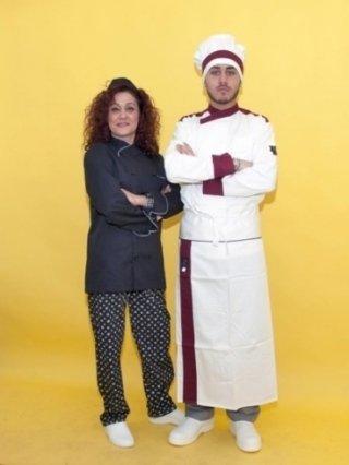 abbigliamento professionale per la ristorazione