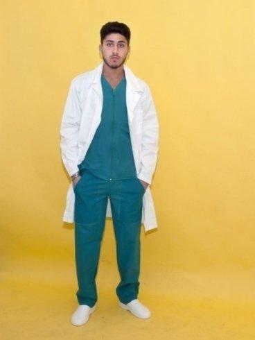 abbigliamento per ospedali