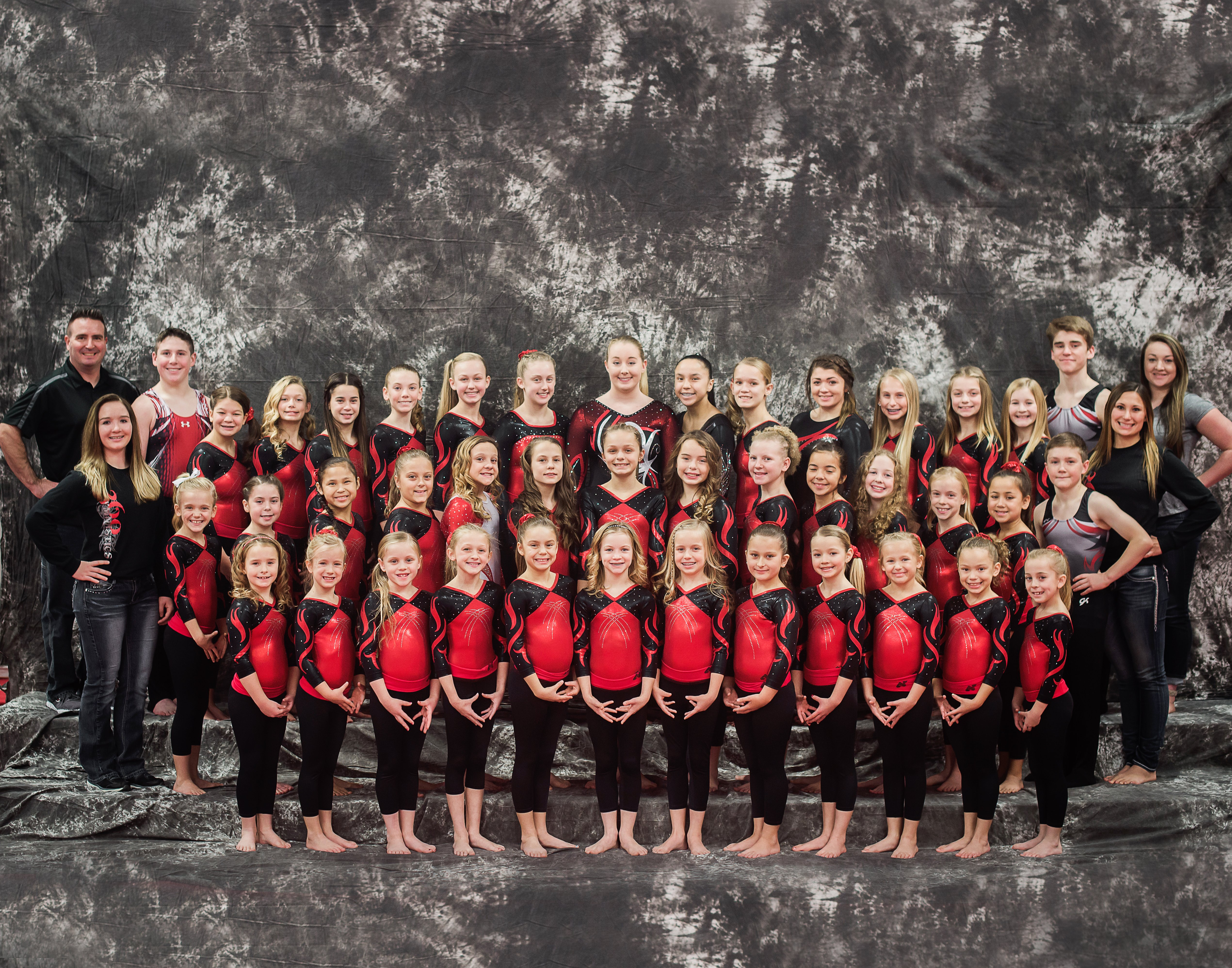 2017 360 Gymnastics Team