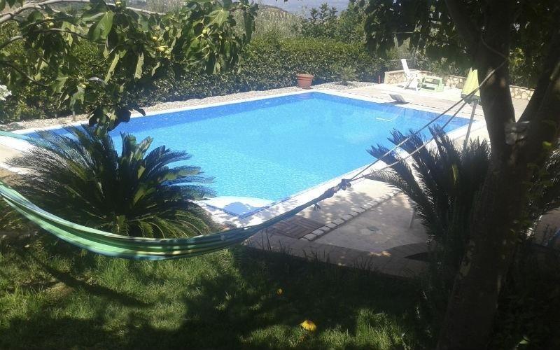 posa piscina
