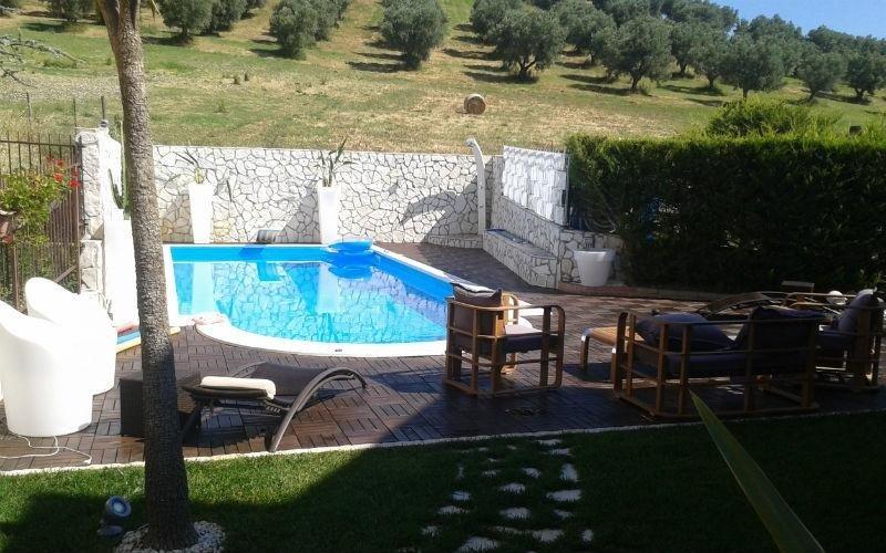 installazione piscina casa