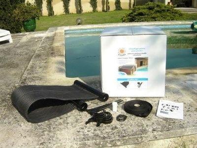 Riscaldamento per piscina