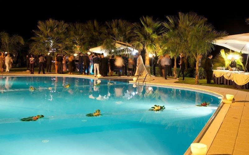 piscina per ristorante
