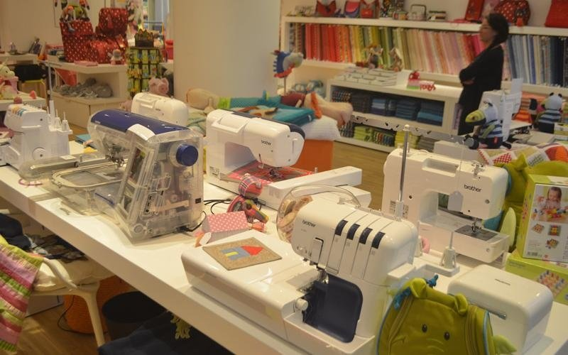 assistenza macchine da cucire