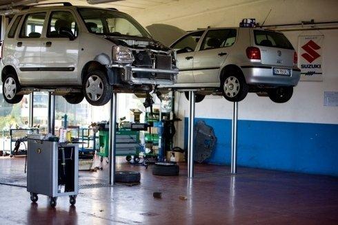 controllo di autoveicoli