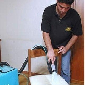 Lavaggio e smacchiatura sedie