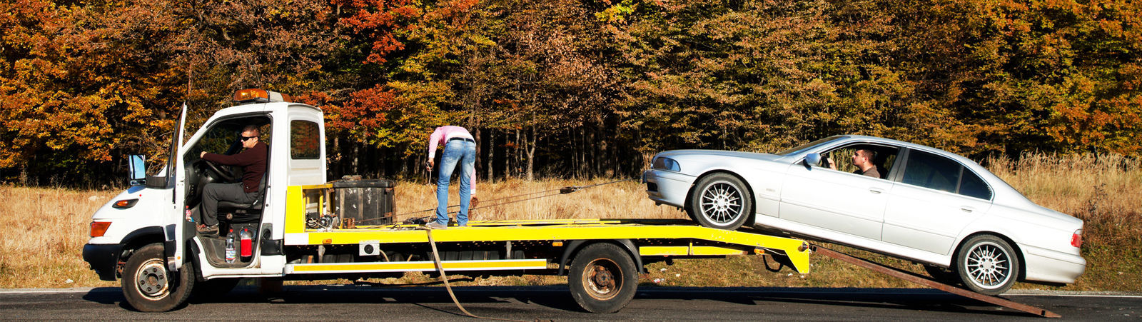 Your independent towing service in Marlborough