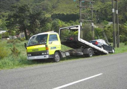 Trusted, local specialist for accident recovery in Marlborough