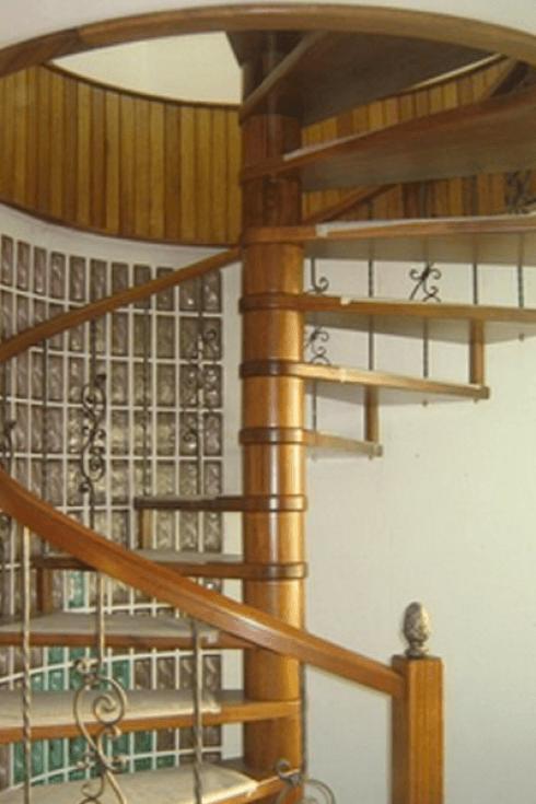 Scala legno ferro