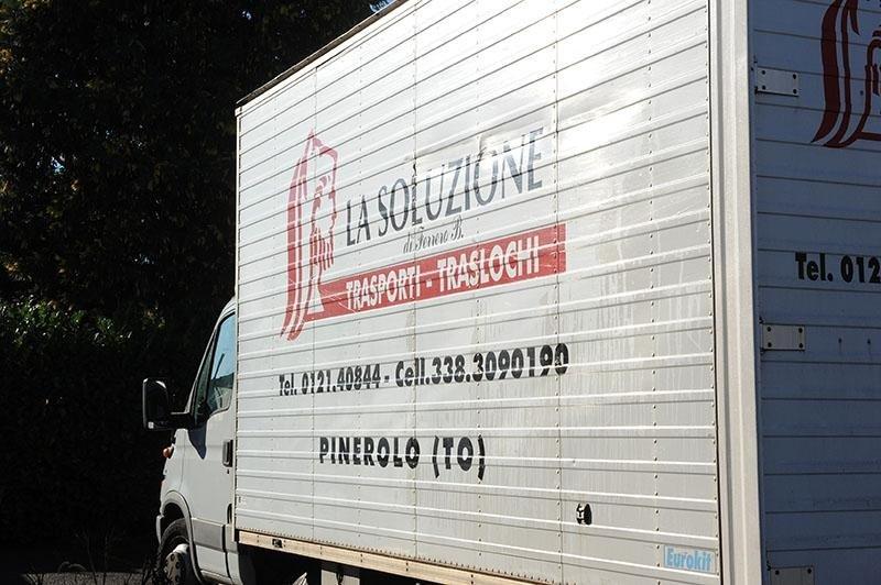 servizi di trasloco