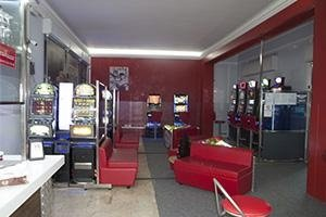 allestimento sala giochi