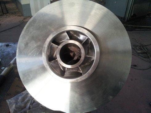 motore in metallo