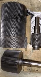 elementi meccanici in acciaio