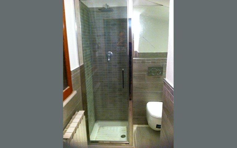 Vetri misura box doccia