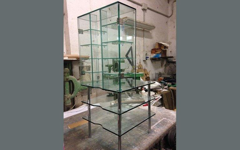 Espositori vetro