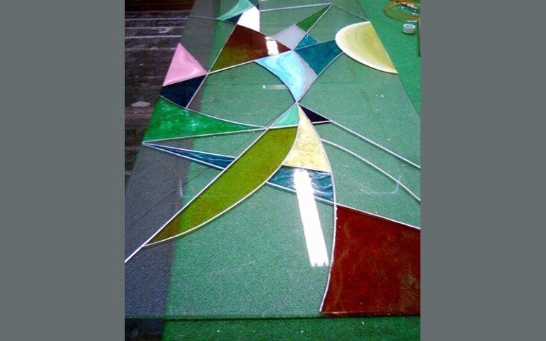 Vetrate multicolori