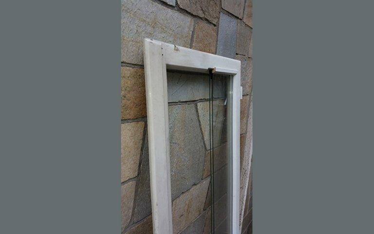 Riparazione doppi vetri finestre