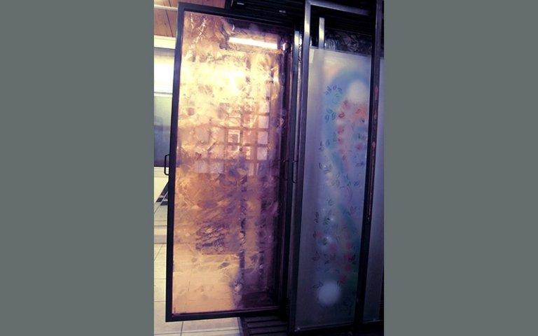 Pannelli finestre vetro fuso
