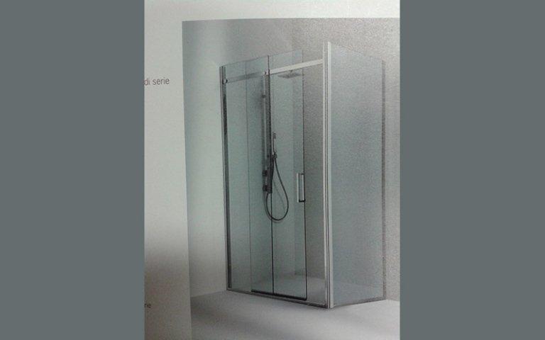 Cristalli cabina doccia