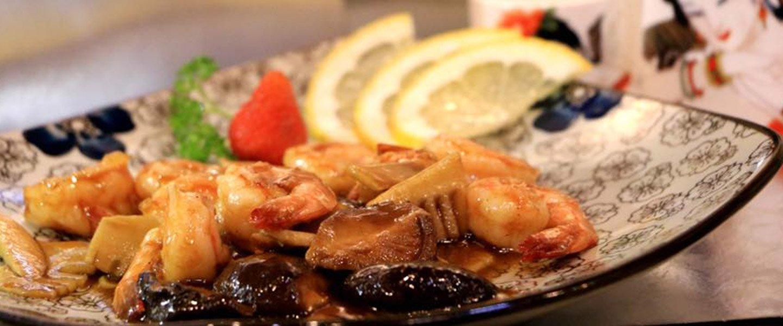 pietanze a base di pesce ristorante giapponese a Treviso