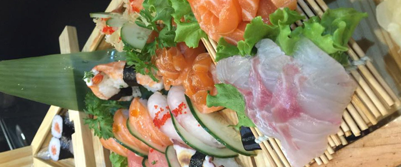 sashimi ristorante giapponese Treviso
