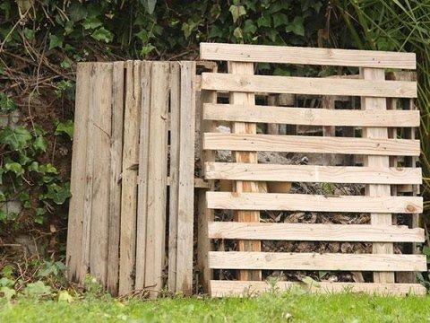 bancali legno pressato