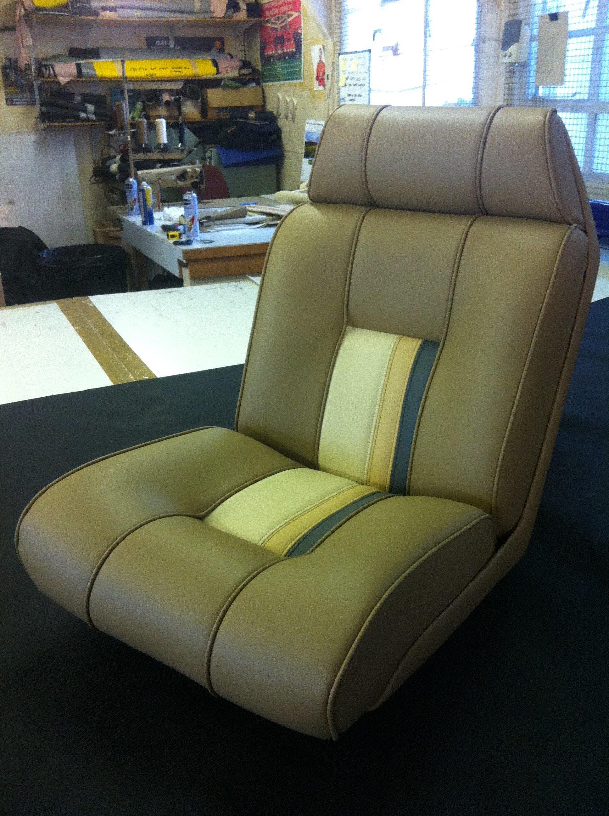 Vehicle upholstery