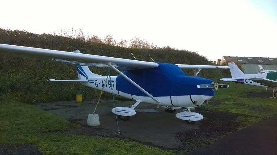 Plane upholstery