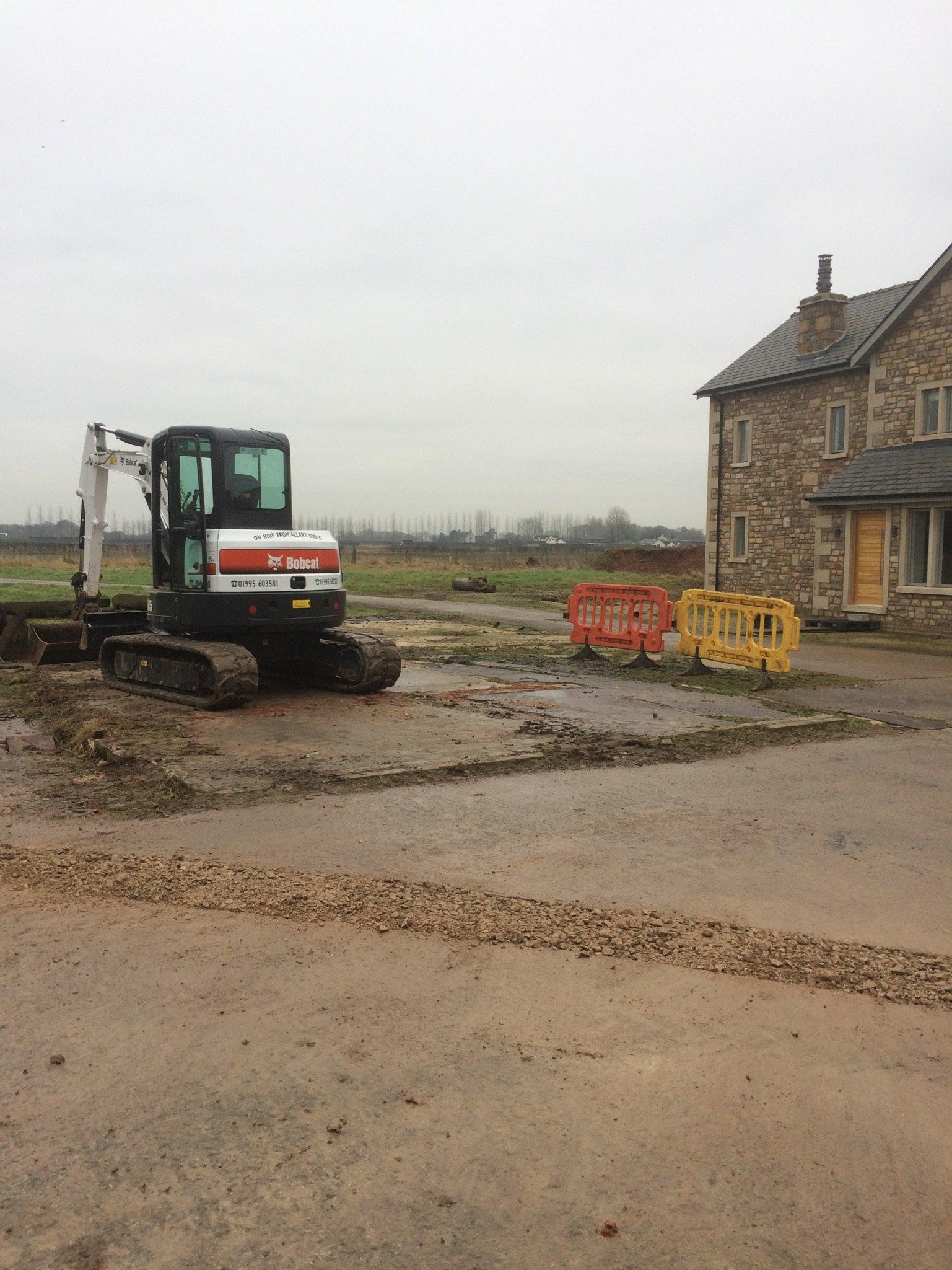 drainage clearance