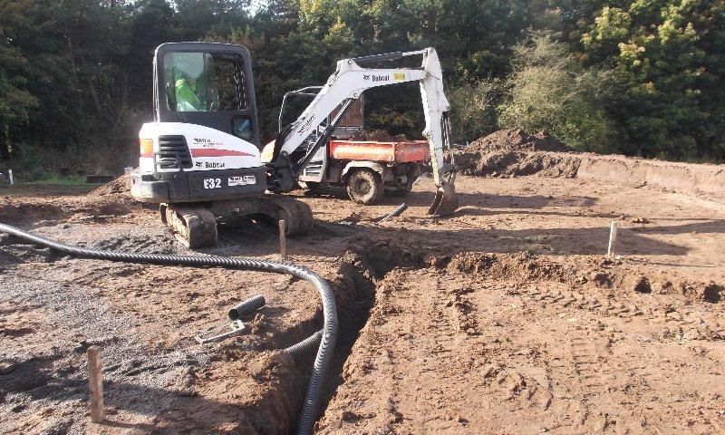 groundwork contractor
