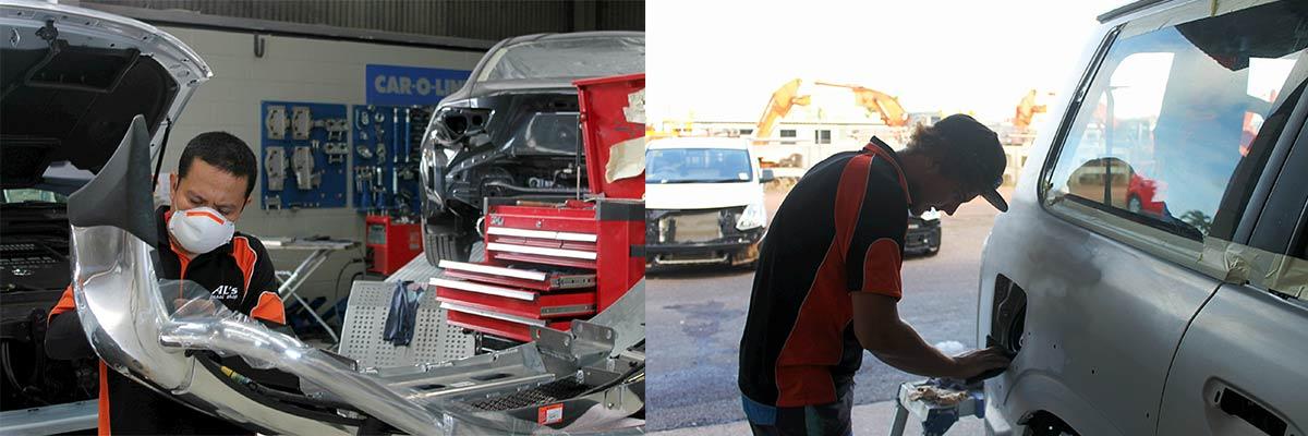 Car Crash Repairs Darwin