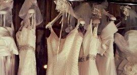 atelier di abiti da sposa