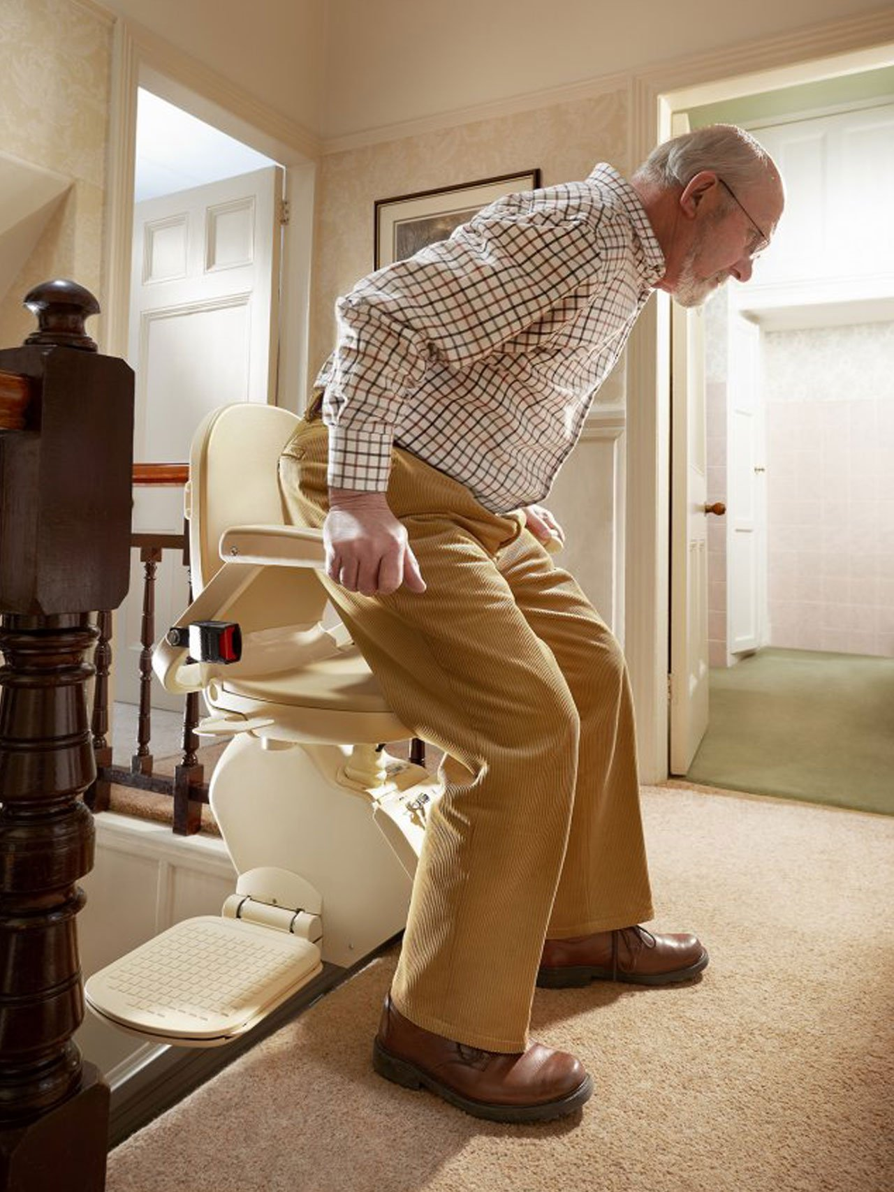 Comprehensive stairlift services