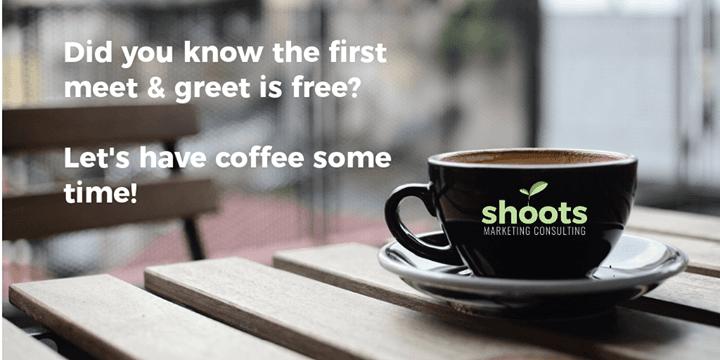 Marketing Consultation - coffee