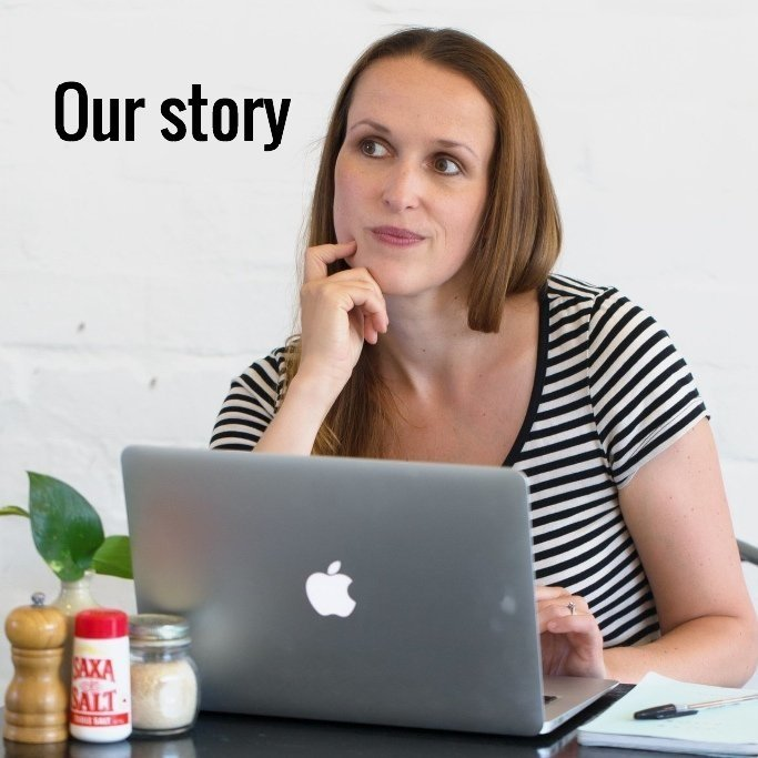 Julia Williams - Our story