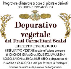 Depurativo vegetale