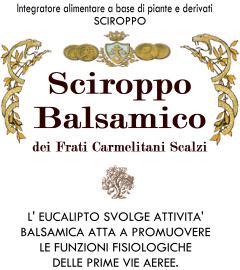 Sciroppo Balsamico