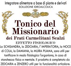 Tonico del Missionario