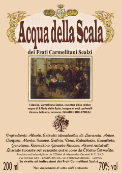 Acqua della Scala
