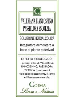 valerina Biancospino Passiflora Escolzia