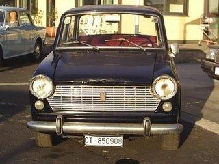 veicoli antichi