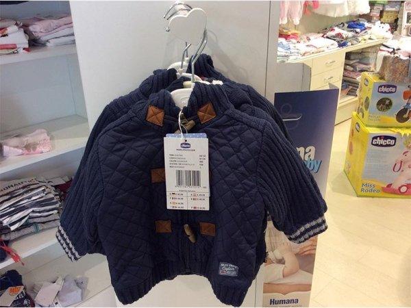 Abbigliamento invernale neonato