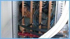 reti fibre ottiche